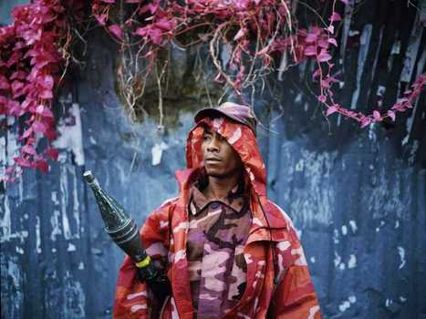 These Infrared Photos Of A Crimson Congo Make The War-Torn Nation Look ... - Business Insider | Infrared Photography | Scoop.it