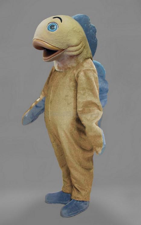 Fishy Fish Costume | fashion girl | Scoop.it