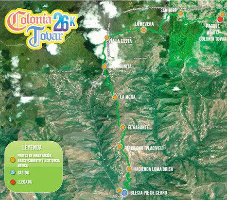 Venezuela: Caminata Familiar y Turística Colonia Tovar 26km | cristo la roca | Scoop.it
