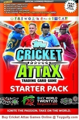 Buy Cricket Attax Games Online @ Toygully.com | KidsToys | Scoop.it
