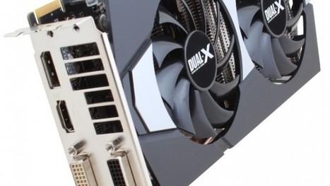Sapphire – la carte graphique Radeon R7 265 est maintenant disponible | Monhardware.fr | My Interest | Scoop.it