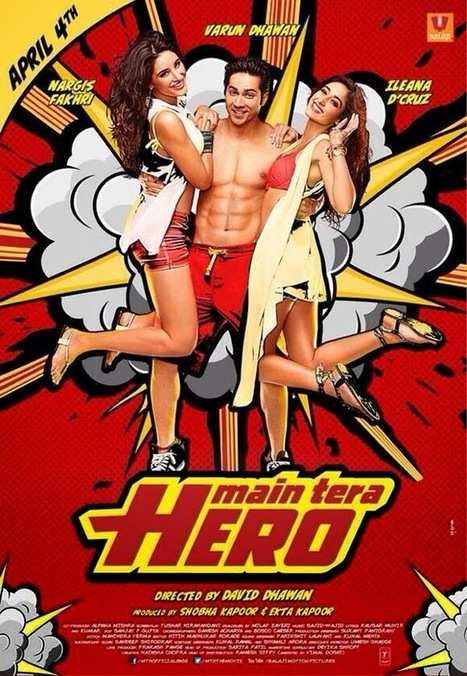 Main Tera Hero Movie Wikipedia, Details, Budget, Release Date, Story | Cinema Gigs | Movies | Scoop.it