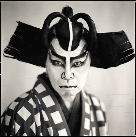 Hiroshi Watanabe's Photos Capture Japanese Theater Traditions | Music, Theatre, and Dance | Scoop.it