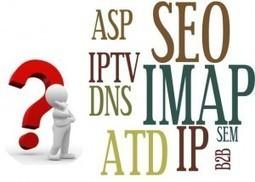 Les 100 acronymes les plus utilisés en marketing digital | E-marketing B to B et activité du bâtiment | Scoop.it