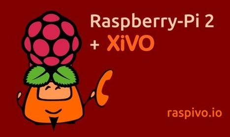 Mathias : Xivo et Raspberry PI 2 : l'IPBX idéal pour les petites sociétés ? | Actualités de l'open source | Scoop.it