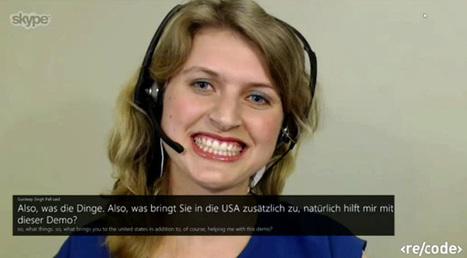 Microsoft Translation In Real-Time Over Skype   SchoolLibrariesTeacherLibrarians   Scoop.it