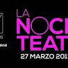 La Noche de los Teatros 2013
