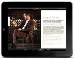 Ruinard au bout des doigts en partenariat avec Au Clair de la Bulle ... | Wine & Web | Scoop.it