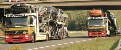 La logística del automóvil no está preparada para el crecimiento de la industria | Ordenación del Territorio | Scoop.it