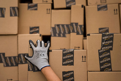 Amazon Wants to Ship Your Package Before You Buy It - Digits - WSJ | Digital commerce | Scoop.it
