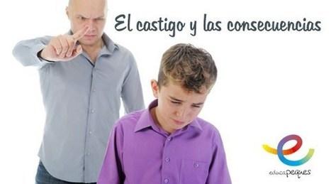 El castigo y las consecuencias en los niños | Aprendiendoaenseñar | Scoop.it