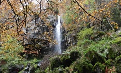 La randonnée aménagée de la Cascade du Devèz | L'info tourisme en Aveyron | Scoop.it