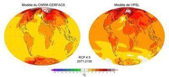 Scénarios climatiques pour le rapport du GIEC 2014 | Sciences & Technology | Scoop.it