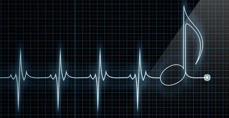 Have you ever felt your heart beating to the beats of a popular track? | Creativity, Marketing, Design, Ideas | Scoop.it