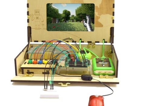 Crave giveaway: Piper DIY electronics kit for kids | Raspberry Pi | Scoop.it