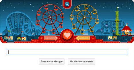 George Ferris inspira el doodle de Google - Nota - Tecnología - www.aztecanoticias.com.mx   Ciencia y Tecnologia Noticias   Scoop.it