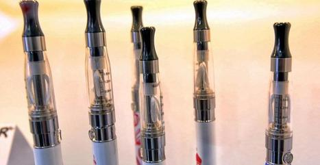 Cigarette électronique : Un modèle Bluetooth avec un haut-parleur, lier l'utile à l'agréable ?   meltyStyle   cigarette electronique   Scoop.it