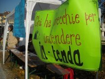 Padova - Occupypadova: terzo giorno dell'accampada | Global Project | #OccupyItaly -11 novembre - | Scoop.it