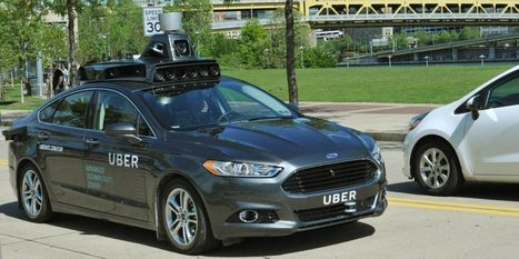 Uber confirmed starting self-driving car trials on the streets of Pittsburgh | #Automotive #Applications | Scoop.it