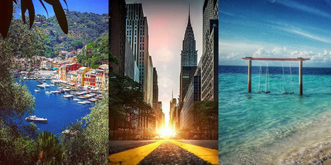 18 of the most Instagrammable holiday destinations worldwide | The Insight Files | Scoop.it