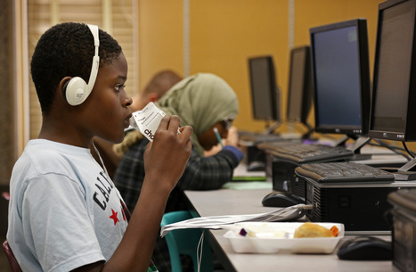 Anoka High School's 'Lunchroom Intervention' provides food for thought, and help for math | PBIS at BDHS | Scoop.it