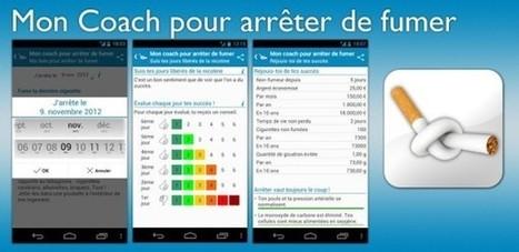 Résolution 2013 : arrêter de fumer avec Android - DroidSoft | e-santé (télémédecine, télésanté) | Scoop.it