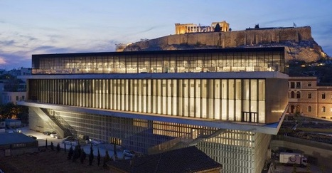 Billetes electrónicos para 20 museos y recintos arqueológicos griegos | LVDVS CHIRONIS 3.0 | Scoop.it