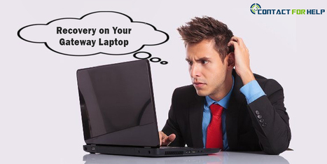 How to Activate Recovery on Your Gateway Laptop | Online Shoping store & business services | Scoop.it