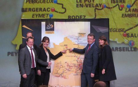 Le Tour de France 2017 sillonnera neuf communes de l'Essonne   Communauté Paris-Saclay   Scoop.it