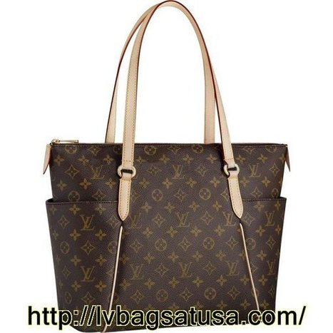 Louis Vuitton Totally MM Monogram Canvas M56689 | Louis Vuitton Outlet Stores Locations | Scoop.it