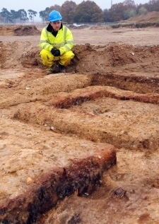 Video: Site of Norfolk A11 dualling reveals secrets of its Roman and Iron Age past - News - Norwich Evening News | HeritageDaily Archaeology News | Scoop.it