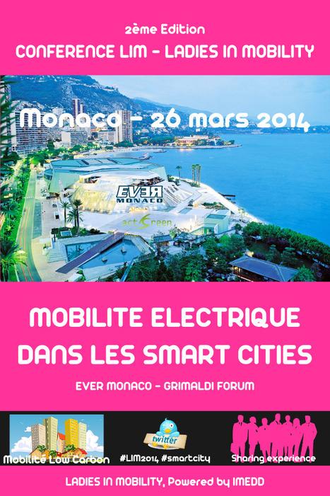 Conférence Smart city et mobilité à Monaco | Smart city & Smart mobility : | Scoop.it