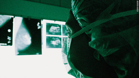 Fluorescence provides instant pathology of lymph nodes during surgery | Breast Cancer News | Scoop.it