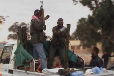 Libyan rebels in Benghazi celebrate UN's historic no-fly zone vote | Coveting Freedom | Scoop.it