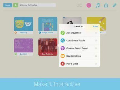 TinyTap: Faça da educação um jogo com toda a personalização   Web 2.0 Tools for Language Teaching and Learning   Scoop.it