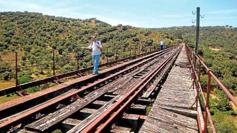 Aprobado el proyecto turístico de la vía férrea de La Fregeneda   Blogempleo Oportunidades   Scoop.it