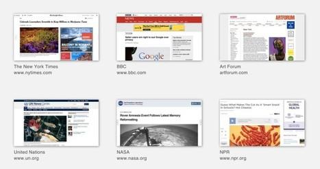 CloneZone. Créer un faux site à partir d'un vrai -Les Outils Web | Seniors | Scoop.it