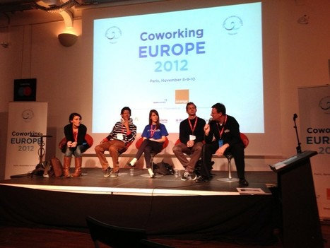 Coworking Europe 2012, point de vue d'une 1ère participation | Innovation sociale | Scoop.it