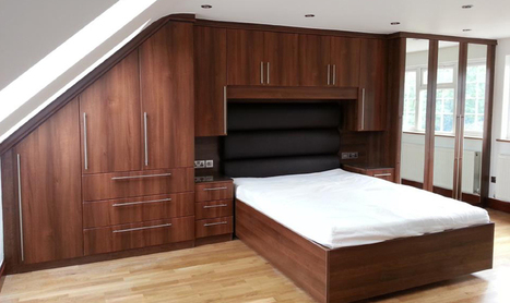 Stylish Fitted Wardrobe | Supreme Bedroom | Scoop.it
