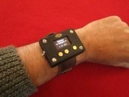DIY Enigma machine as wrist watch   Electronics Weekly   Arduino, Netduino, Rasperry Pi!   Scoop.it