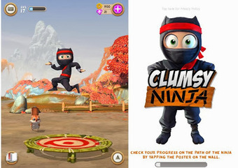 Clumsy Ninja iOS Cheat Tool (Unlimited Coins + Gems) - Pak Circles | Video Games | Scoop.it