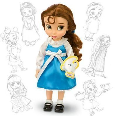 Disney Animators' Collection Dolls Now Only $20 | Kids Favorite Toys | Scoop.it