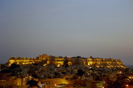Jaisalmer Fort, Rajasthan | Heritage Sites in India | Scoop.it