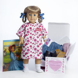 Celebrity American Girl doll from New York City library gets a checkup at home : Wsj | Book Business | Scoop.it