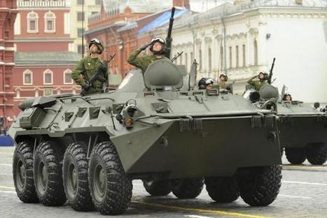 Russian base in Tajikistan receives 100 vehicles | Upsetment | Scoop.it