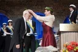 Stockholm University presents Honorary Doctorate to JIC scientist | News from the John Innes Centre | Nitrogen fixation and nitrate use efficiency | Scoop.it