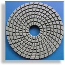 Resin Dry Polishing Pad 2.5mm Thickness from RM Tech Korea (Stone Tools Korea), South Korea Manufacturer | Concrete Polishing Tools Accessaries | Scoop.it