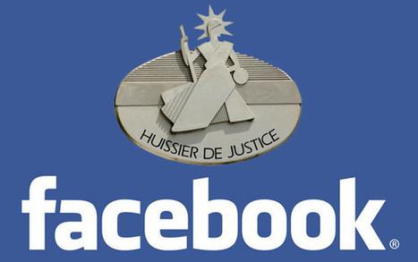 Jeux concours Facebook : le dépôt du règlement à l'huissier n'est plus obligatoire ! | Réseaux sociaux | Scoop.it