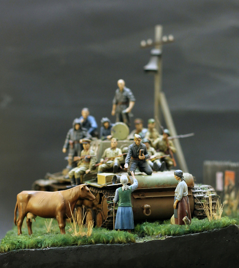 """Zinovy Kolobanov. Part two. """"We'll wait for you"""" 