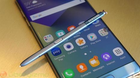 Raté : Samsung n'a aucune intention d'avancer la sortie du Galaxy S8 | Geeks | Scoop.it